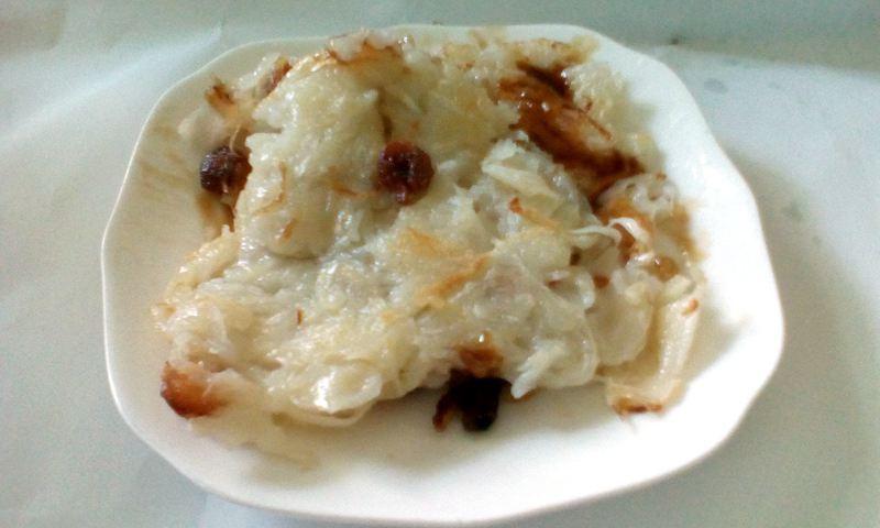 蝦米菜頭煎糕