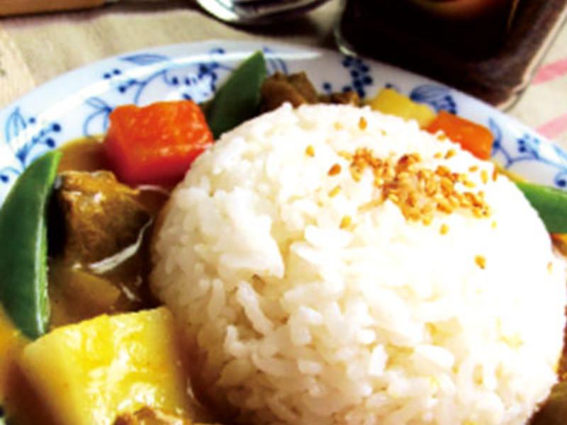 黃金咖哩飯