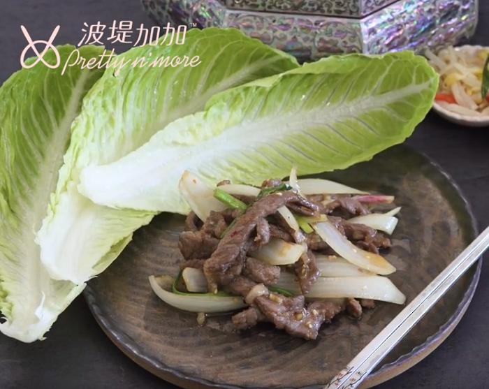 韓式炒牛肉