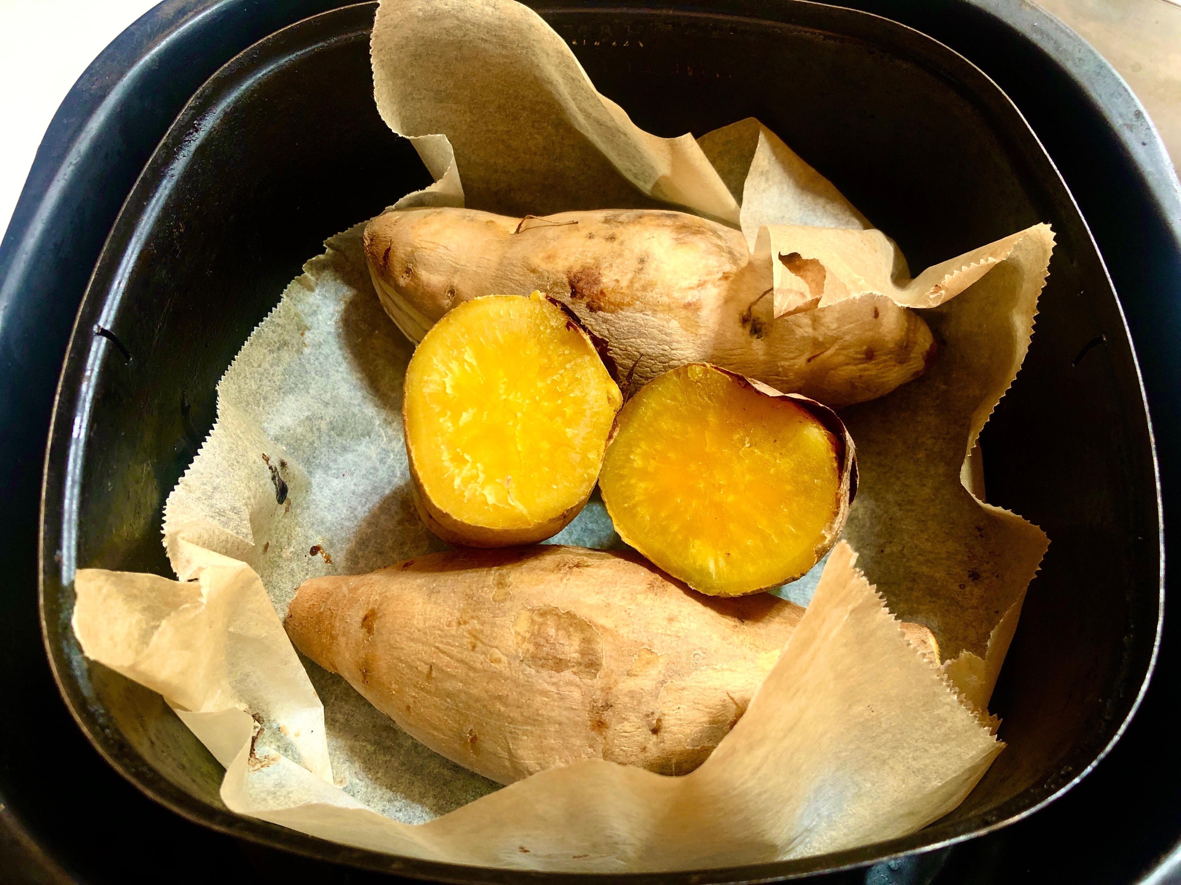 氣炸鍋烤地瓜