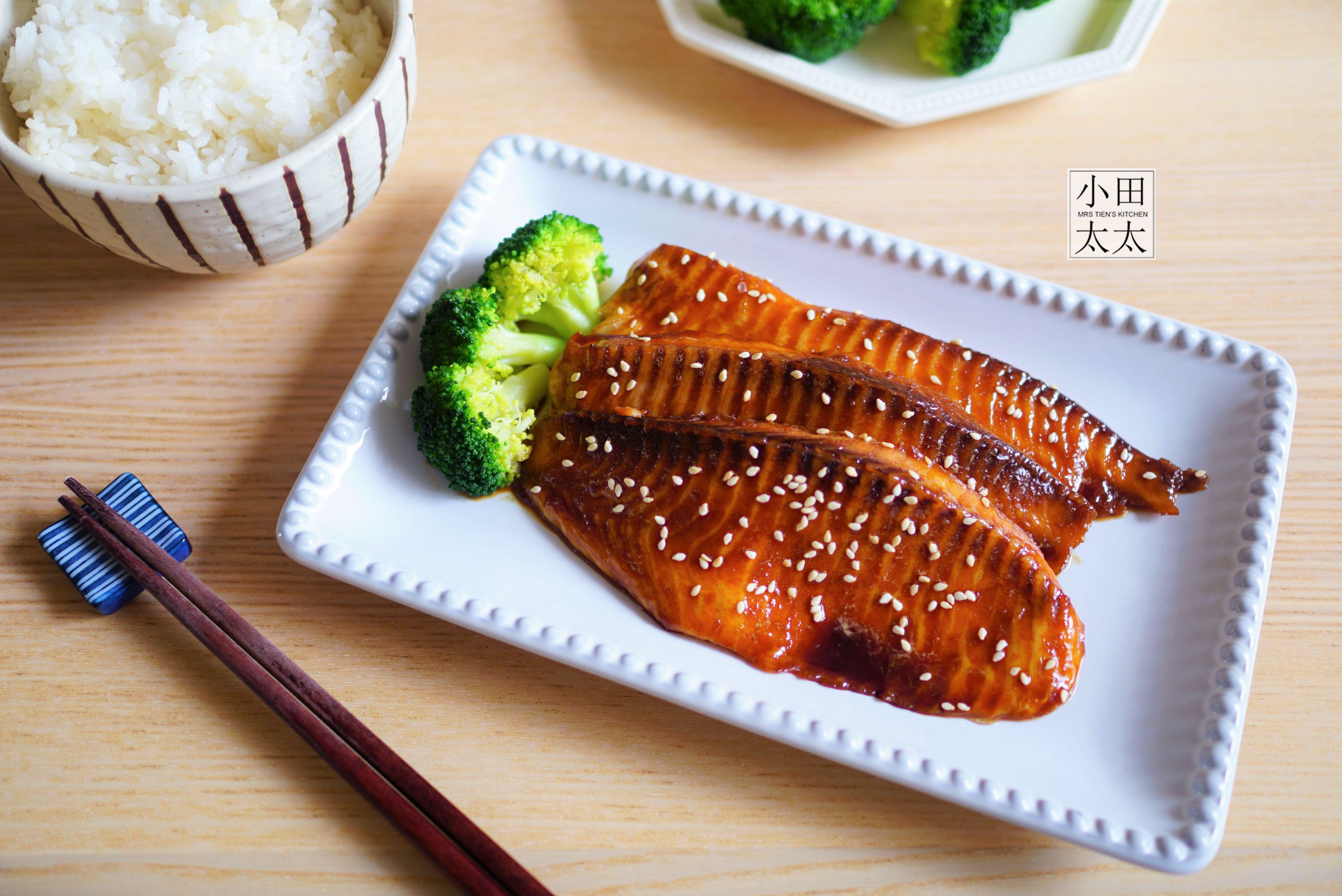 簡易年菜~大人小孩都愛的蒲燒鯛魚!
