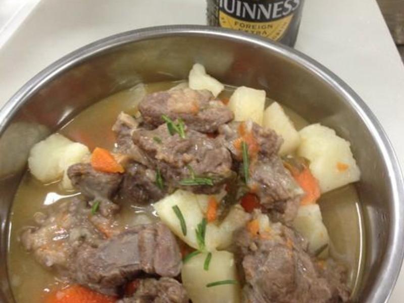 愛爾蘭料理。愛爾蘭燉羊肉Irish Stew (4人份)