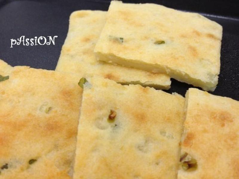 愛爾蘭料理。愛爾蘭馬鈴薯麵包Irish Potato Bread(4人份)