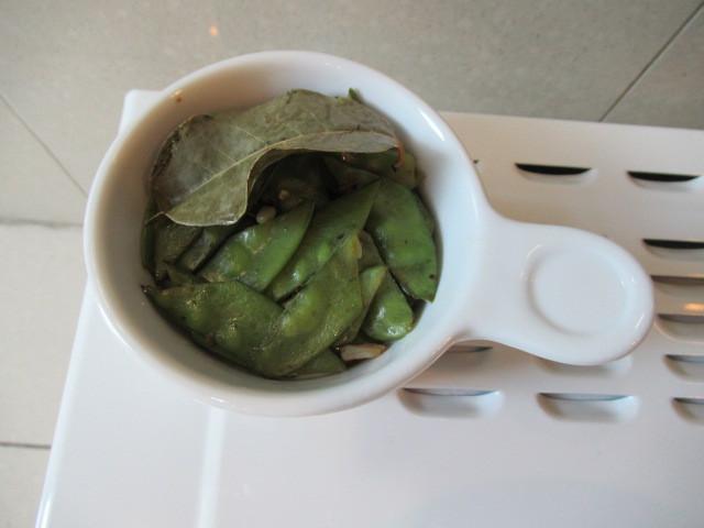 月桂香荷蘭豆
