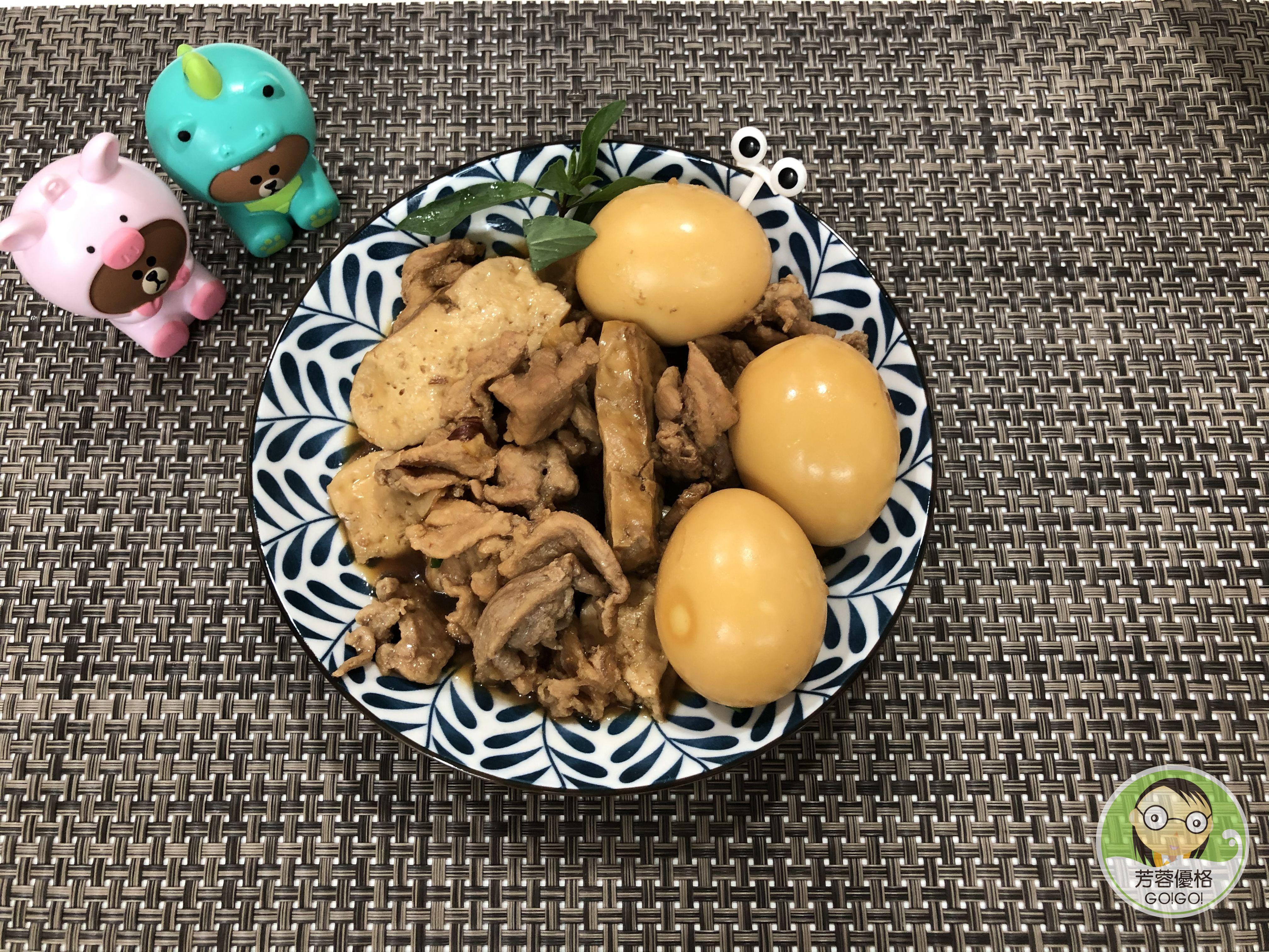 簡單五香滷肉~芳蓉家常菜