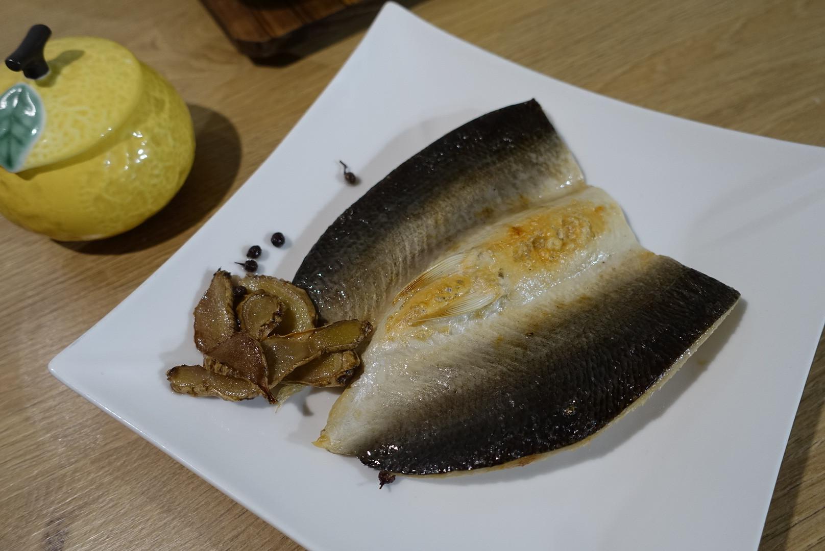 油封虱目魚 [蒸氣烘烤爐]