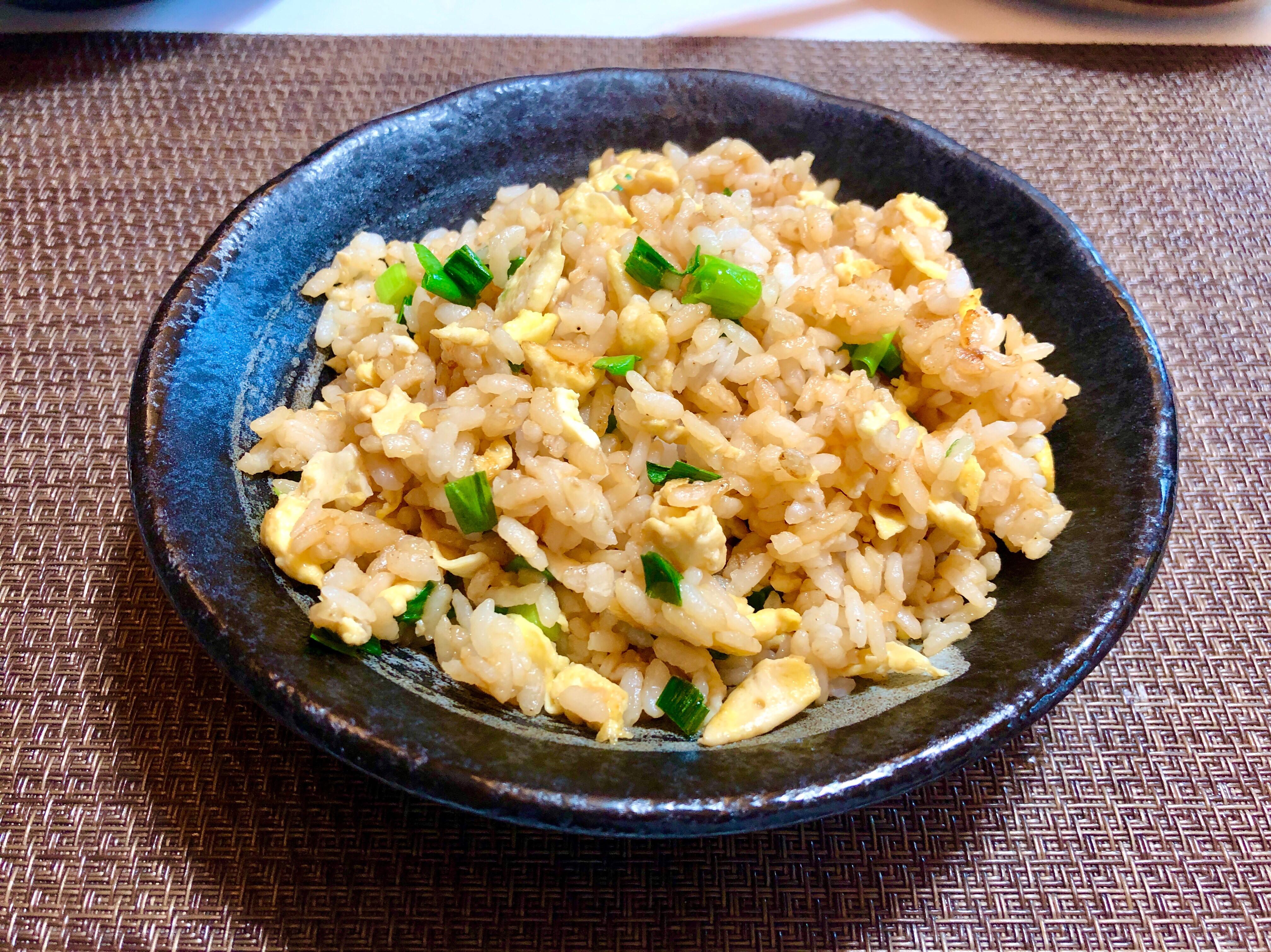 醬油蛋炒飯