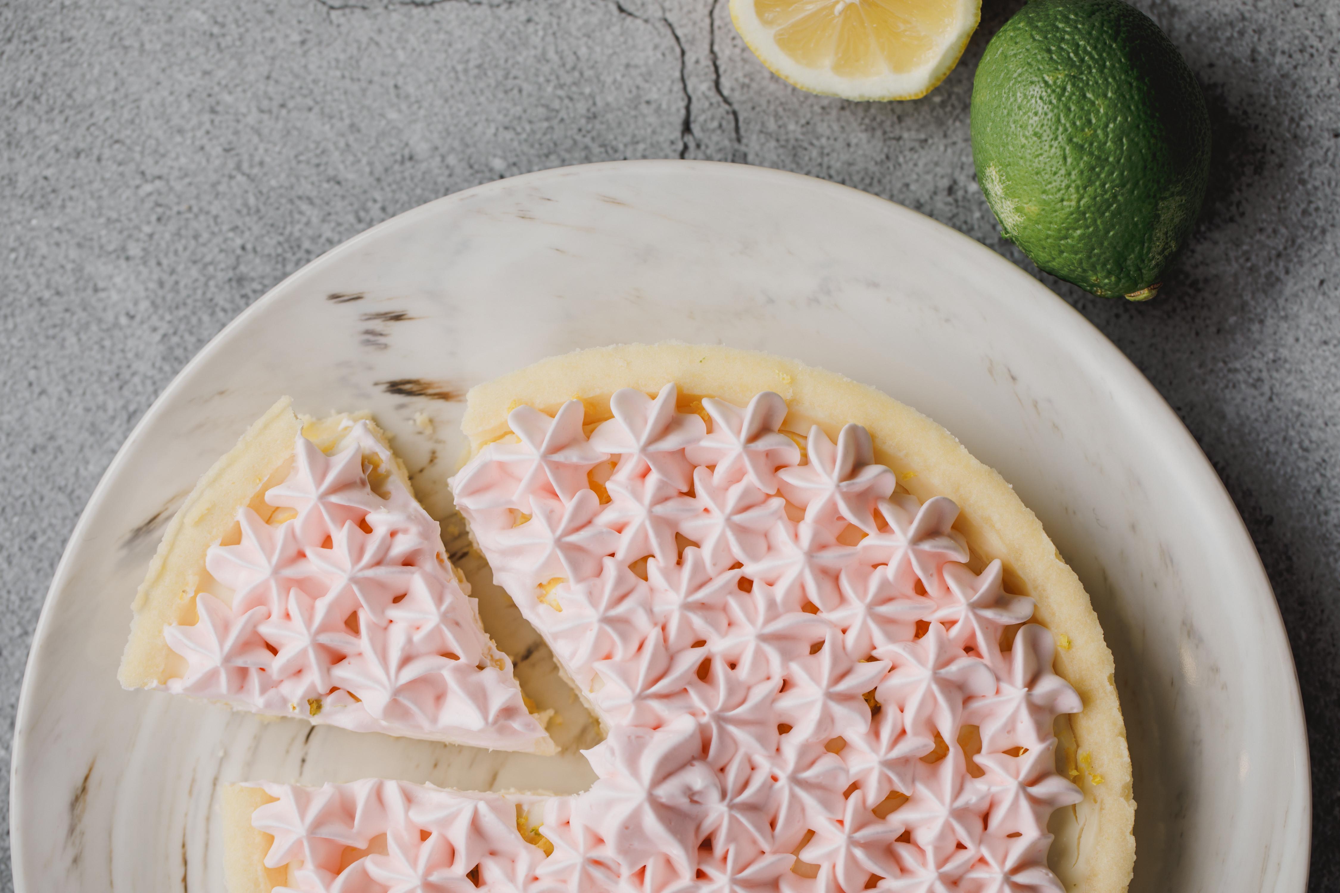 低糖甜點 <派> 檸檬起司派