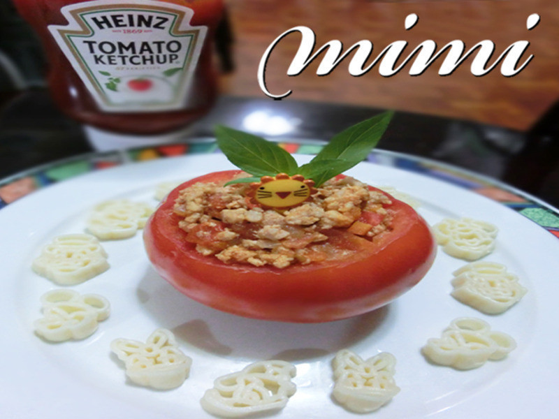 【亨式蕃茄醬100%純天然】迪士尼蕃茄肉醬麵