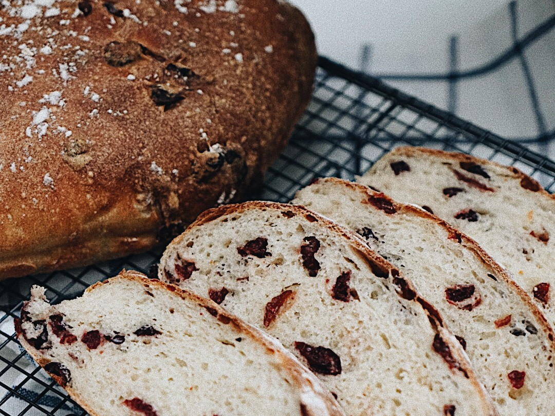 歐式免揉麵包