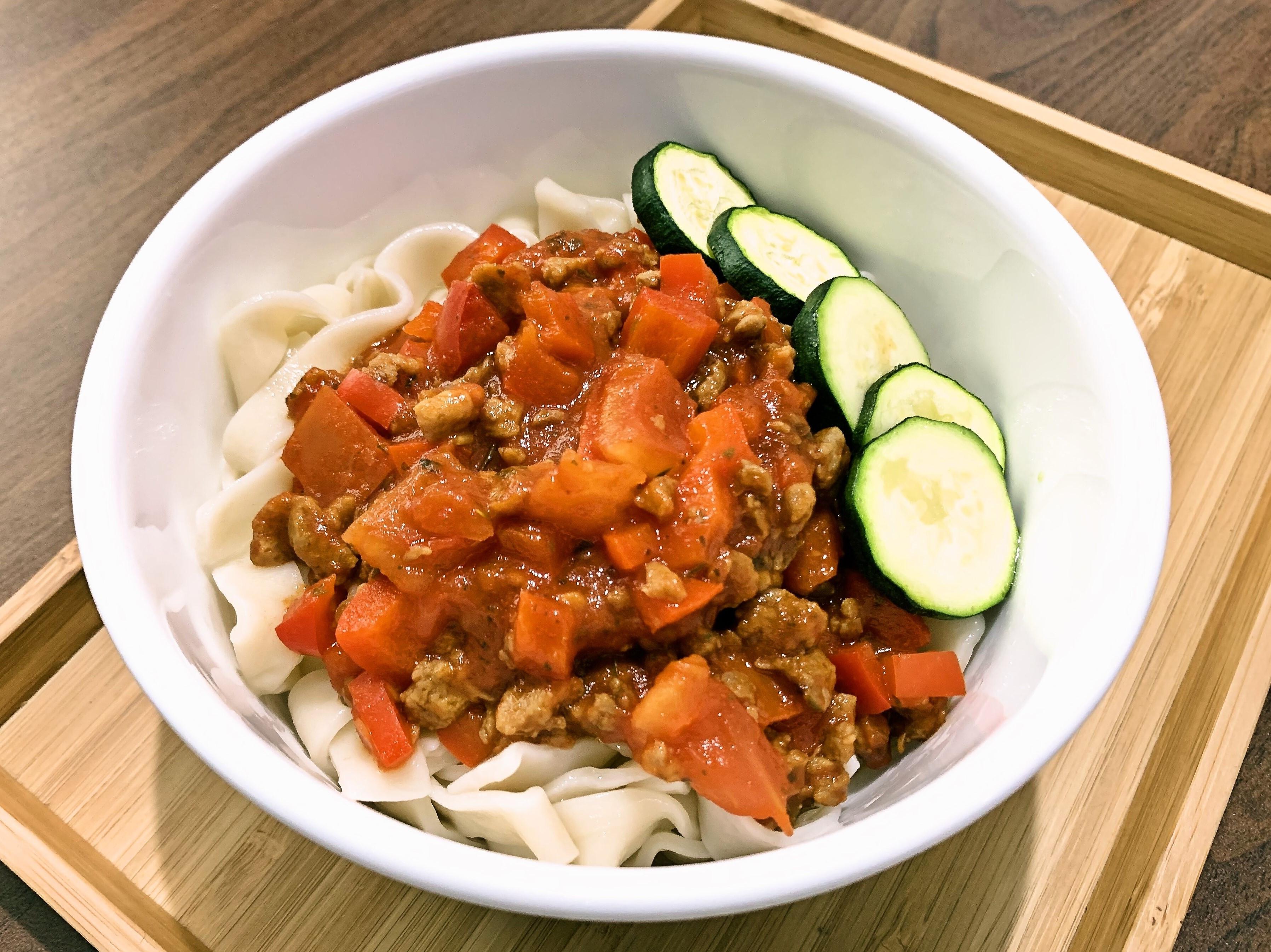 蕃茄肉醬(BEYOND MEAT植物肉)