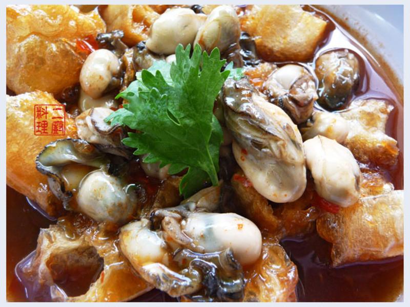《二廚料理海鮮》黃金蚵