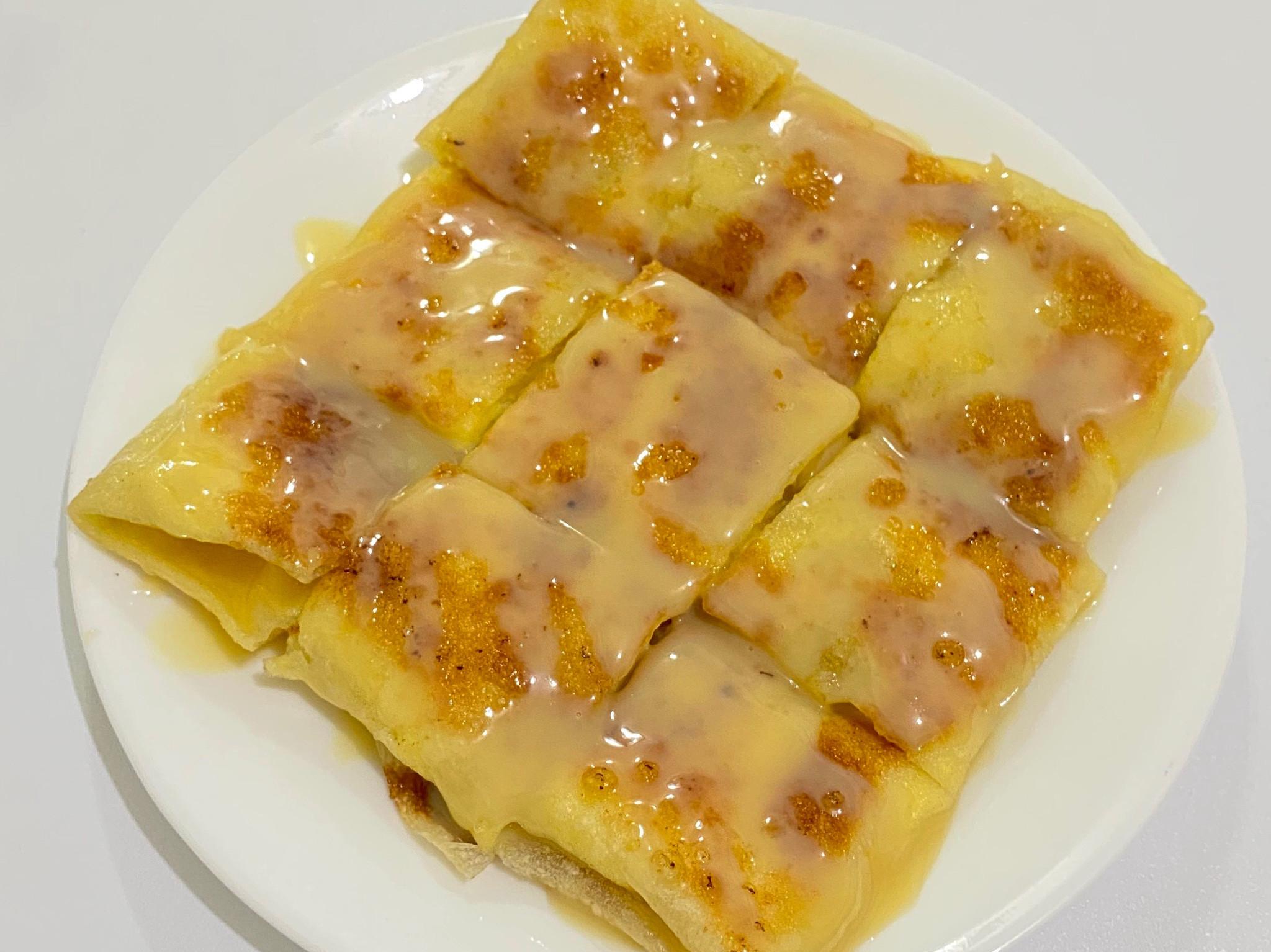 泰式香蕉煎餅