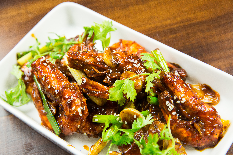 年菜料理-麻辣乾鍋蝦
