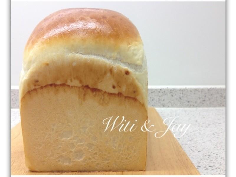 [Witi✿Kitchen]](麵包機-麵包)湯種鮮奶土司