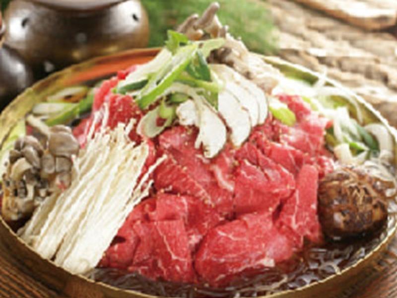 韓式柚子醬燒肉