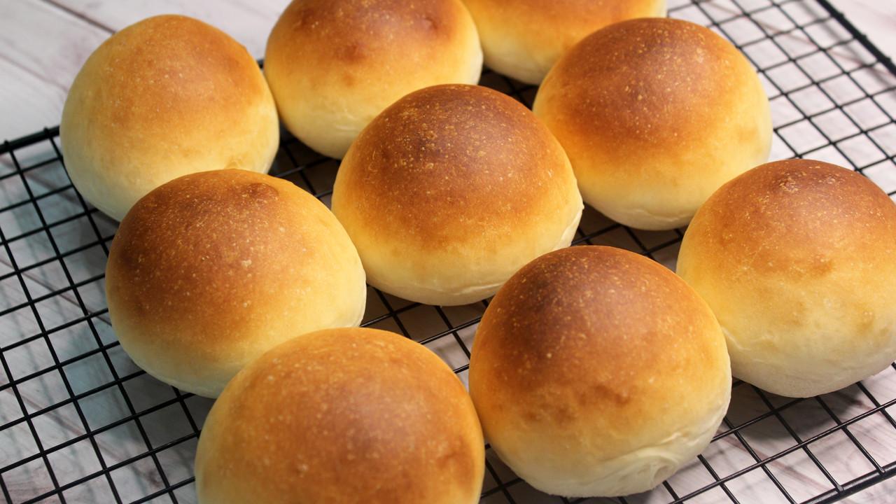 鬆軟餐包 基礎麵糰