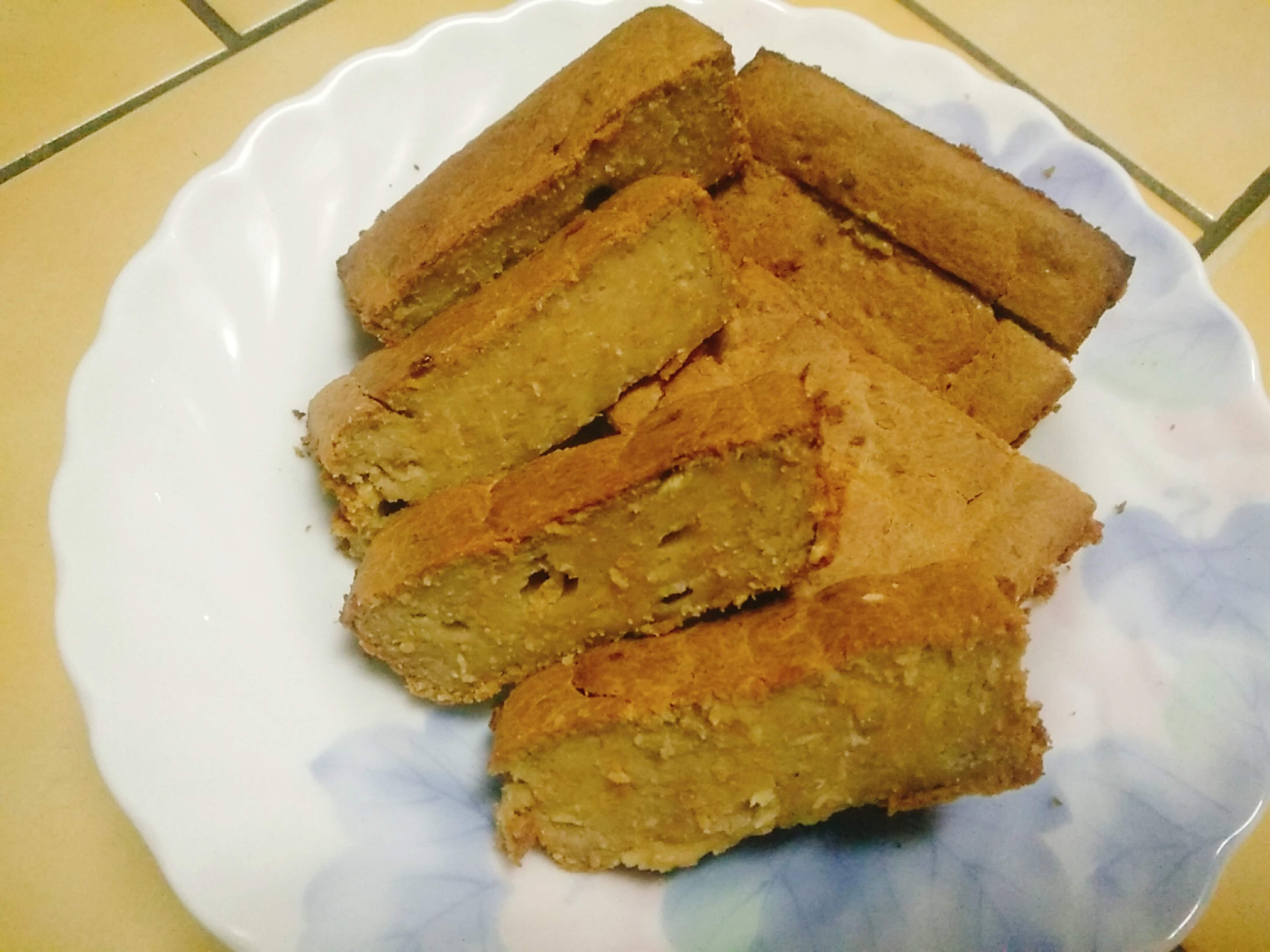 香濃香蕉麵包蛋糕 無泡打粉 無奶油