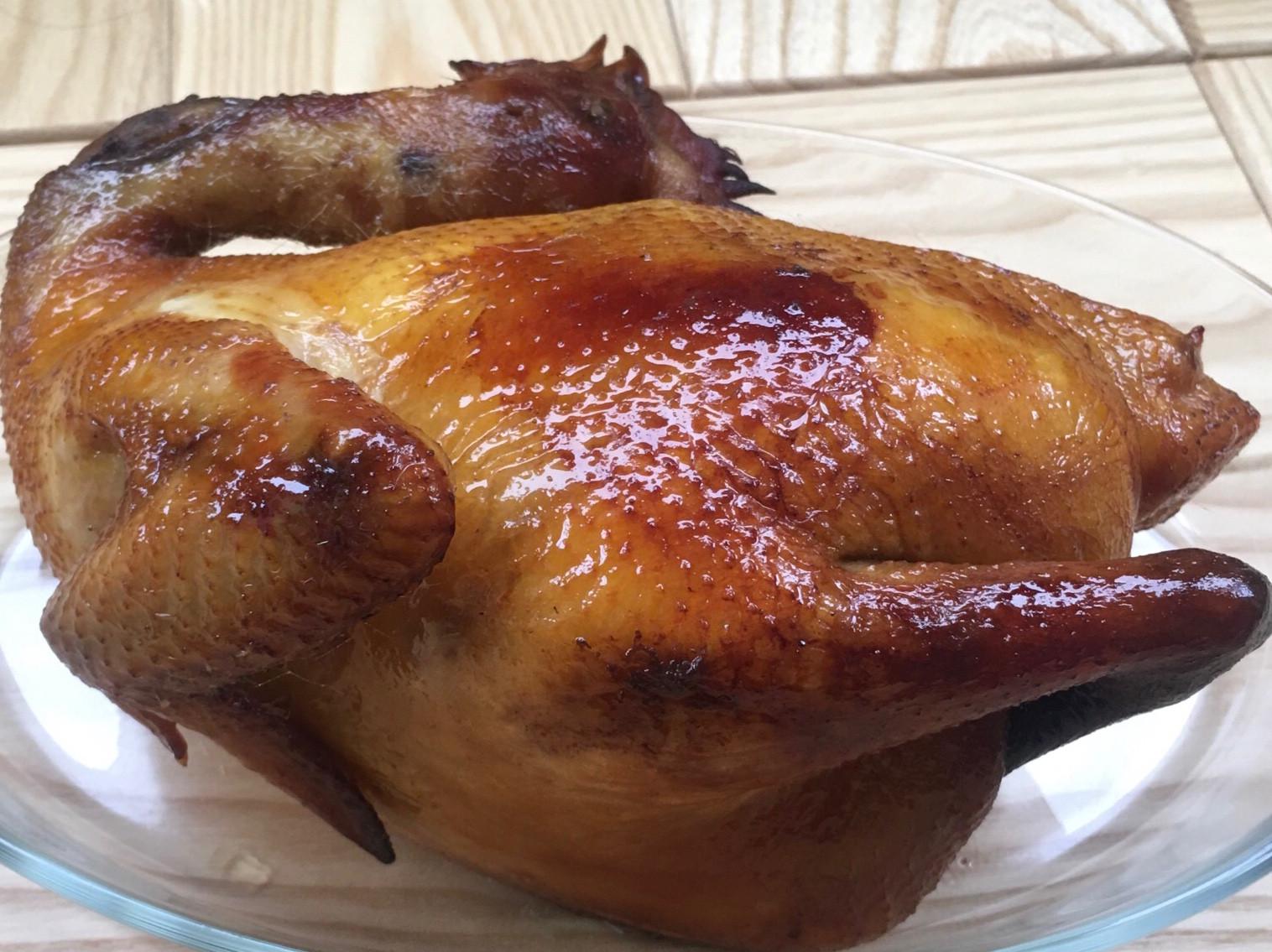氣炸鍋 烤全雞