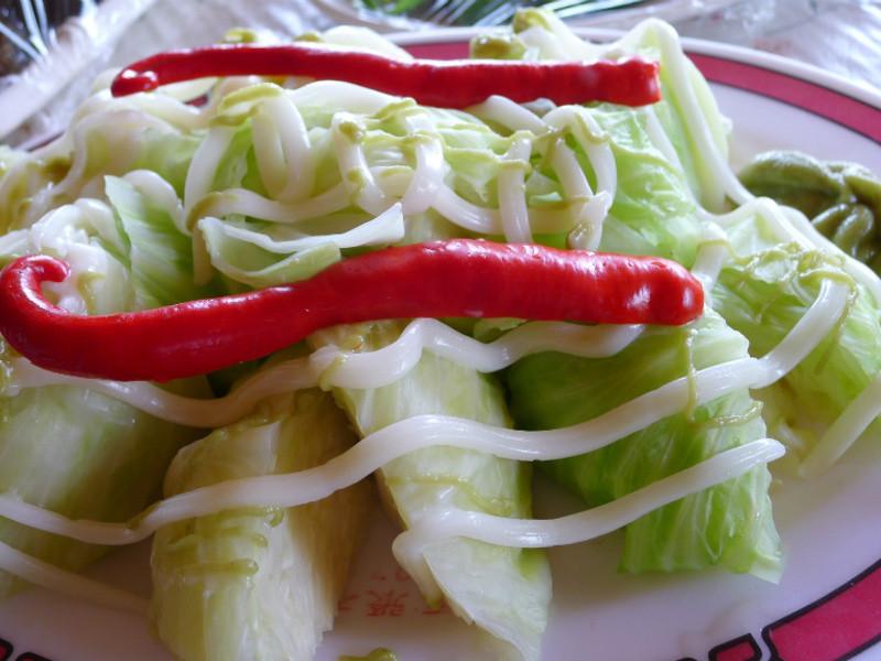【食在原味】有機高麗菜沙拉
