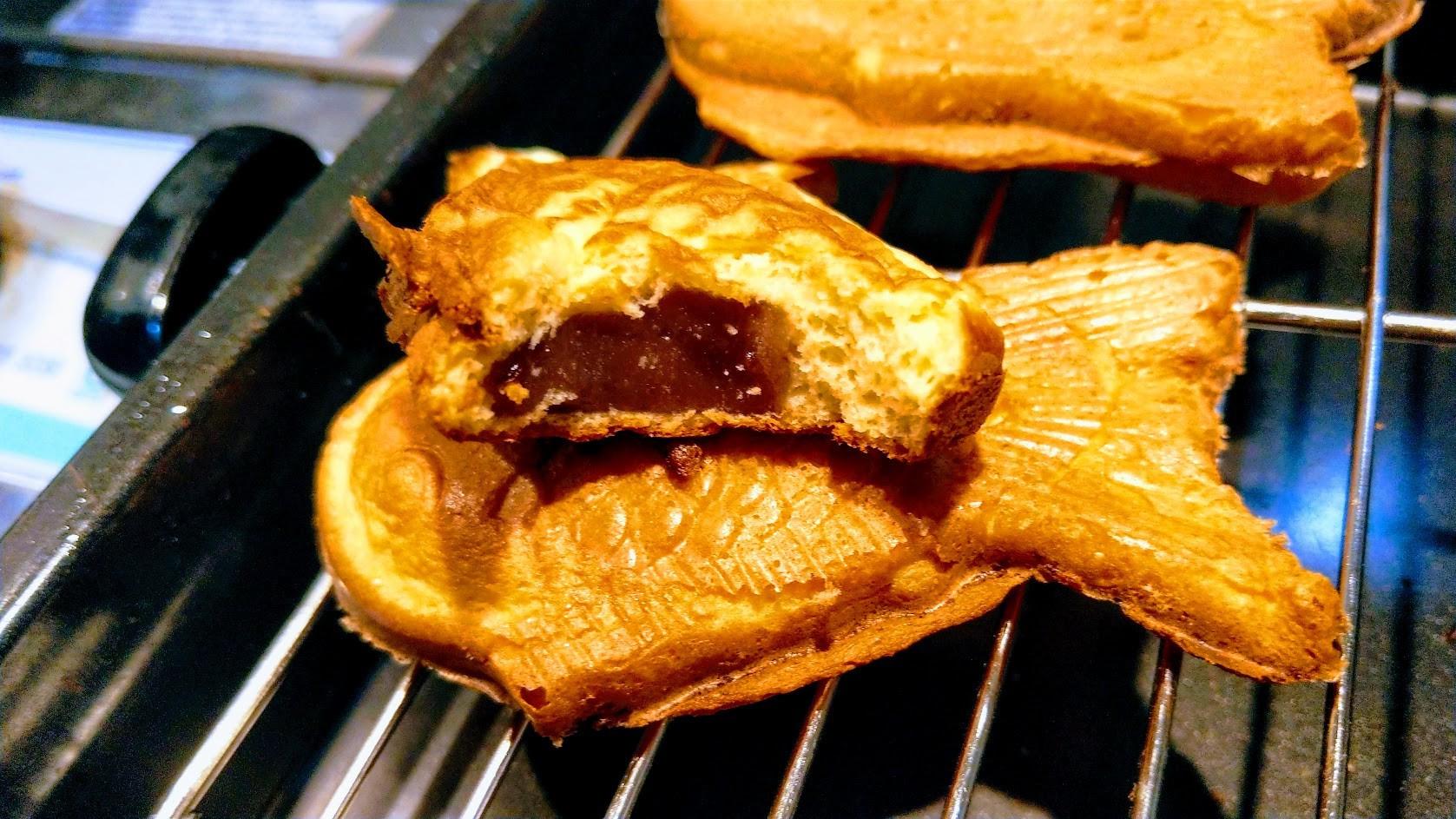 年糕鯛魚燒
