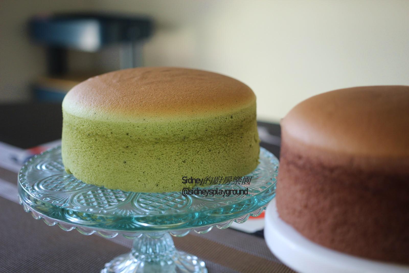 抹茶輕乳酪蛋糕