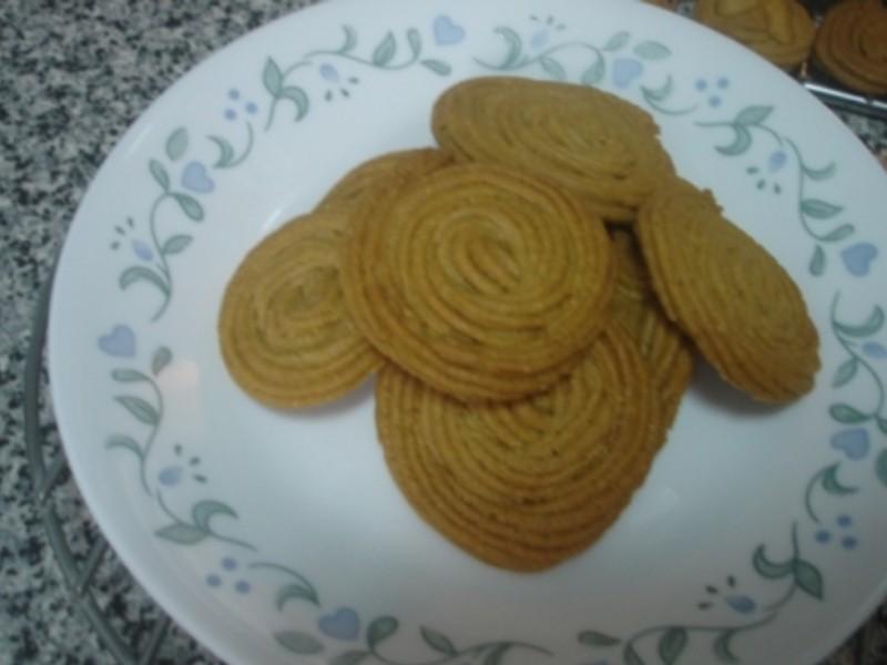 均媽的料理廚房~咖啡酥餅