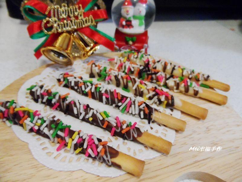 【金采耶誕】【五彩繽紛の巧克力棒】