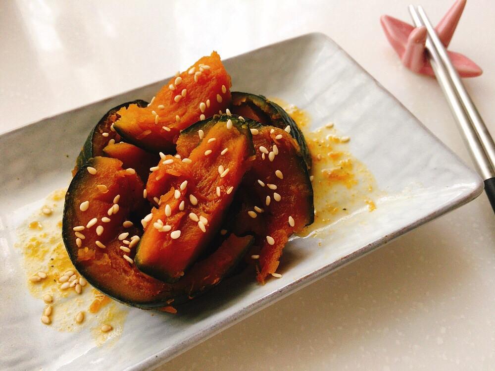 日式醬煮南瓜