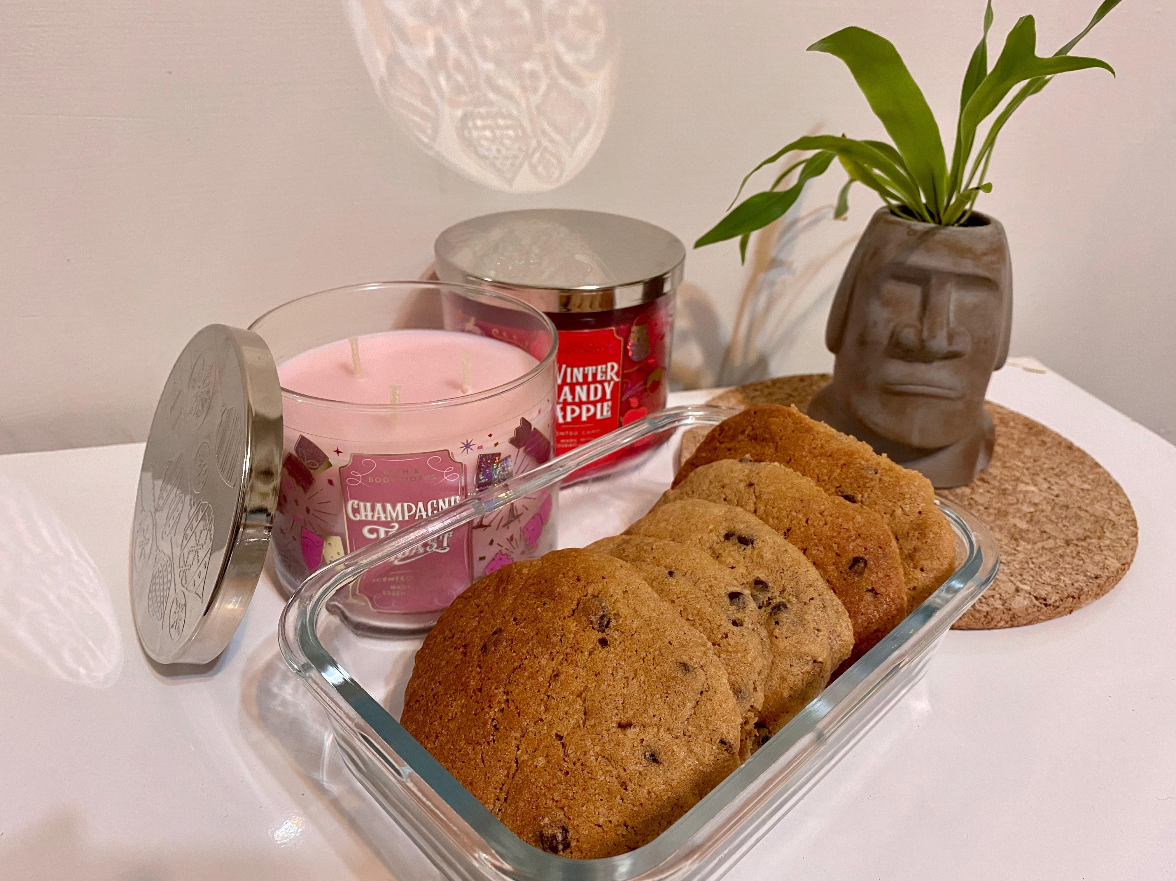 《甜點簡單做》美式軟餅乾