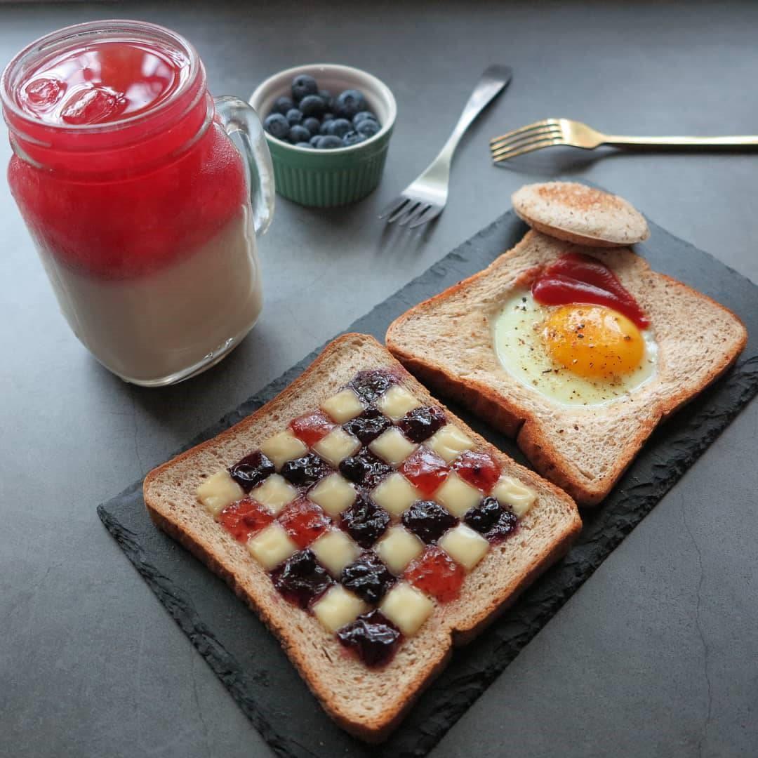 情人節早餐