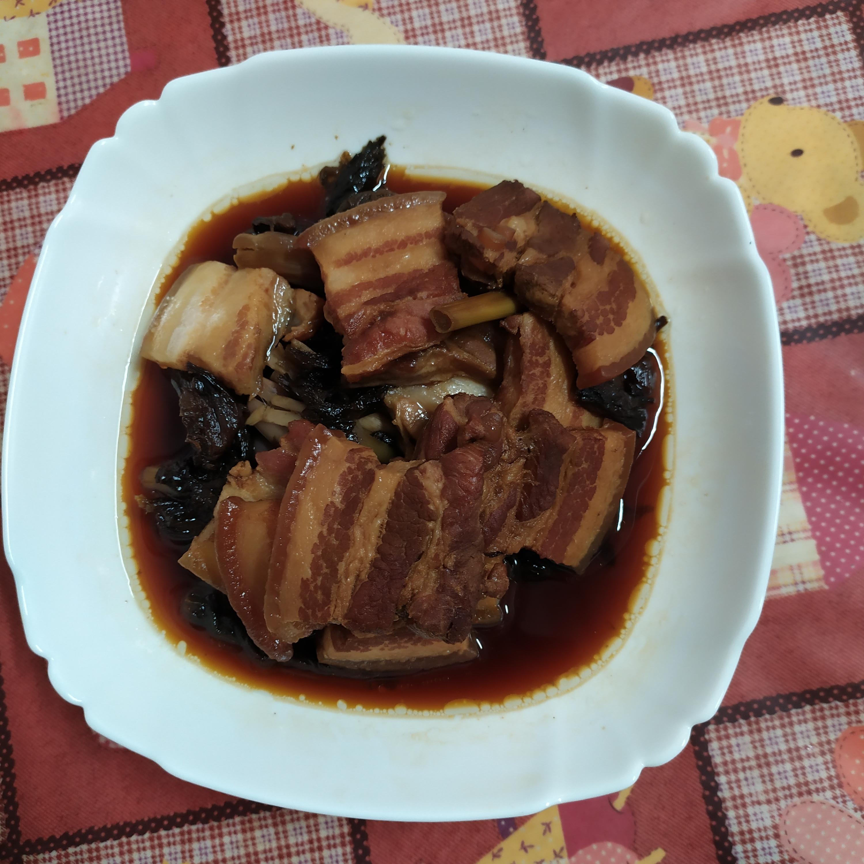 香茅梅干扣肉