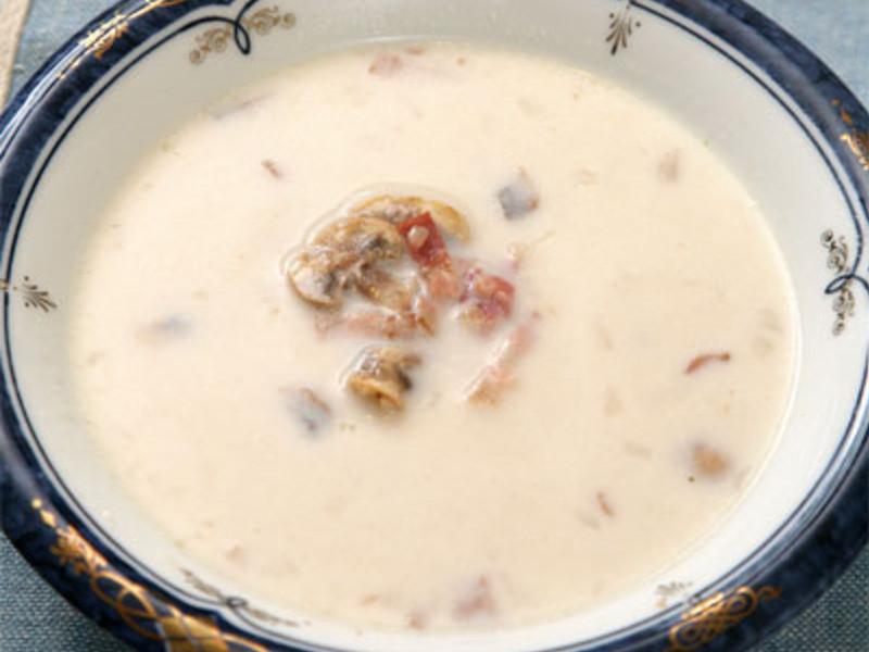 奶油培根濃湯