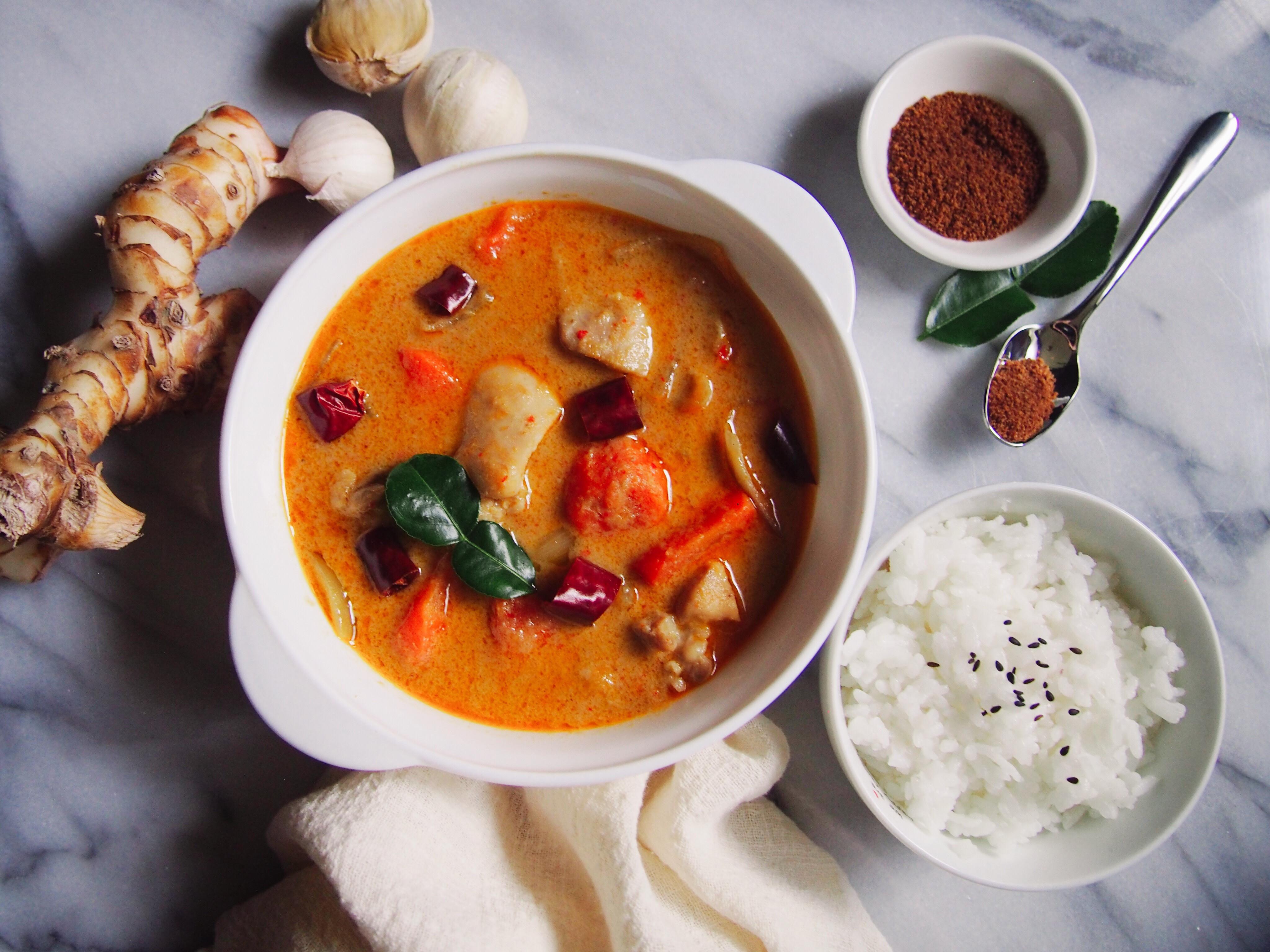 泰國食材: 泰式檸檬葉使用簡介