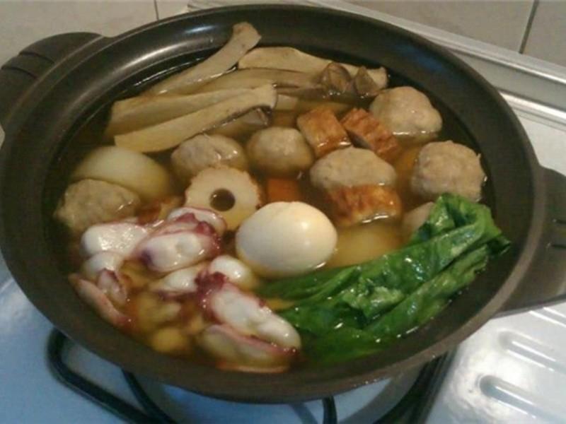 簡易關東煮
