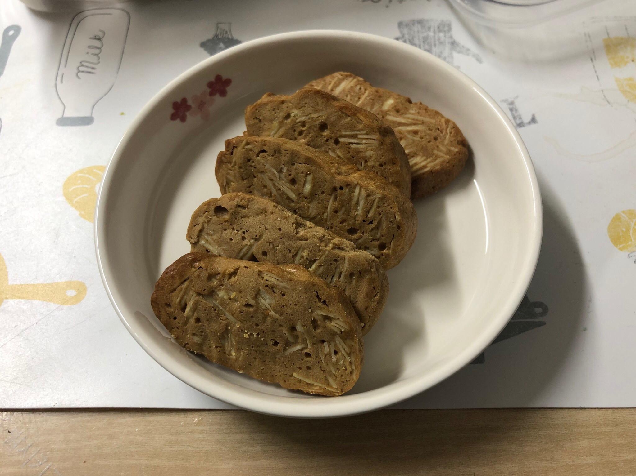 巧克力杏仁餅乾 (氣炸鍋版)