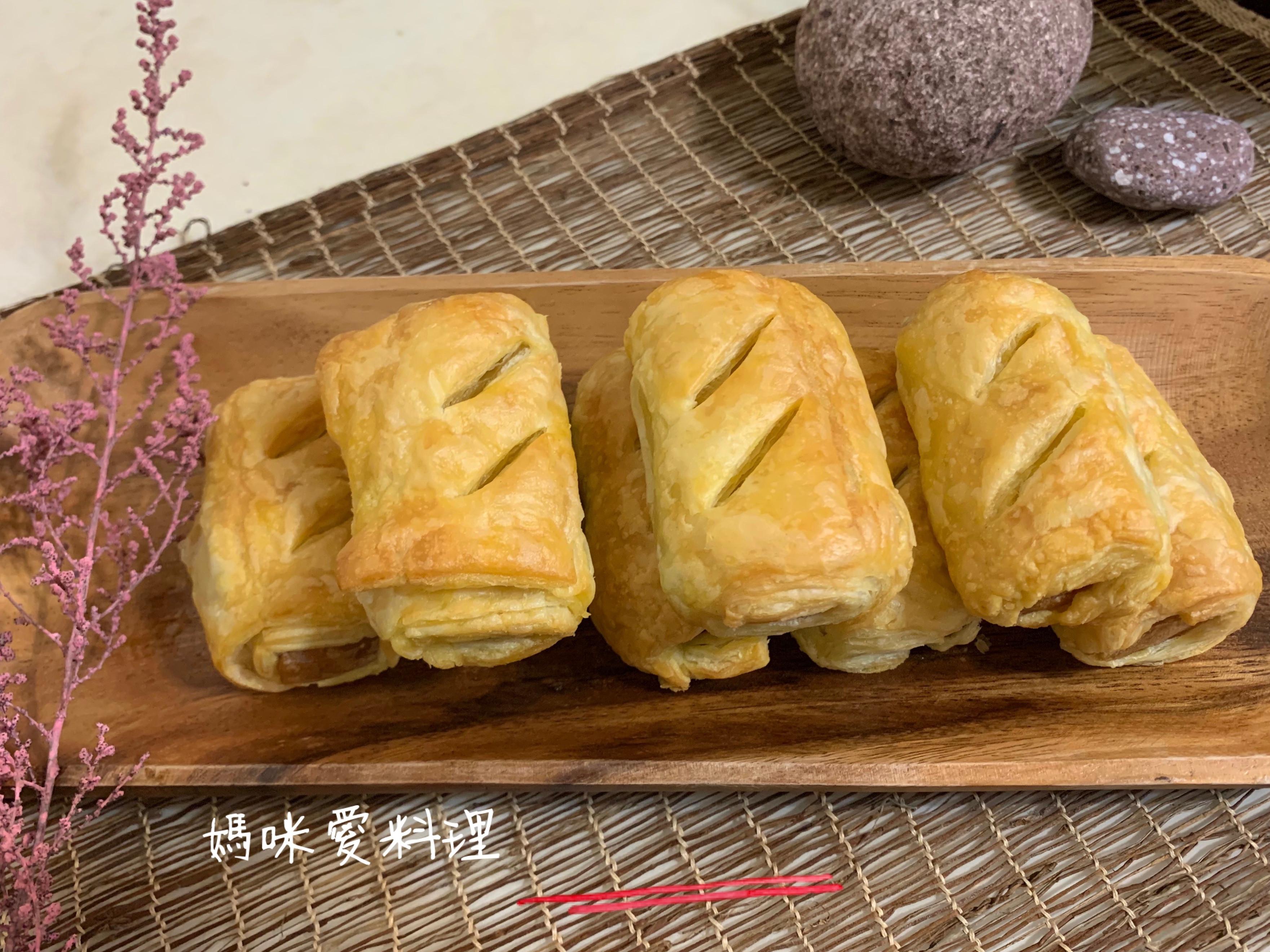 酥皮年糕(氣炸鍋料理)