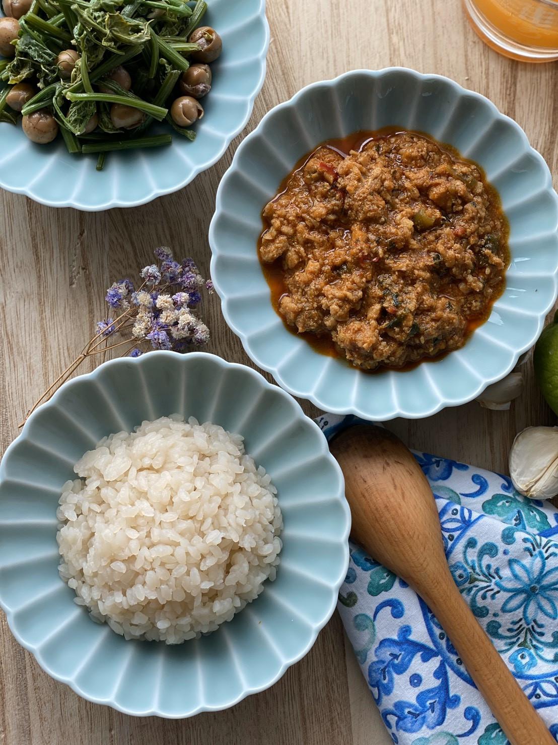 泰式料理 <豬肉> 打拋豬醬