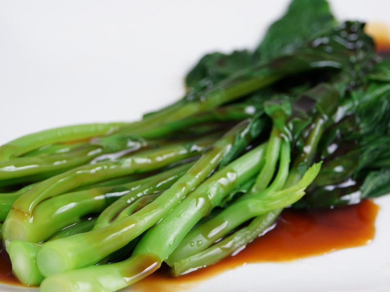 【哇菜影音食譜】蠔油芥蘭