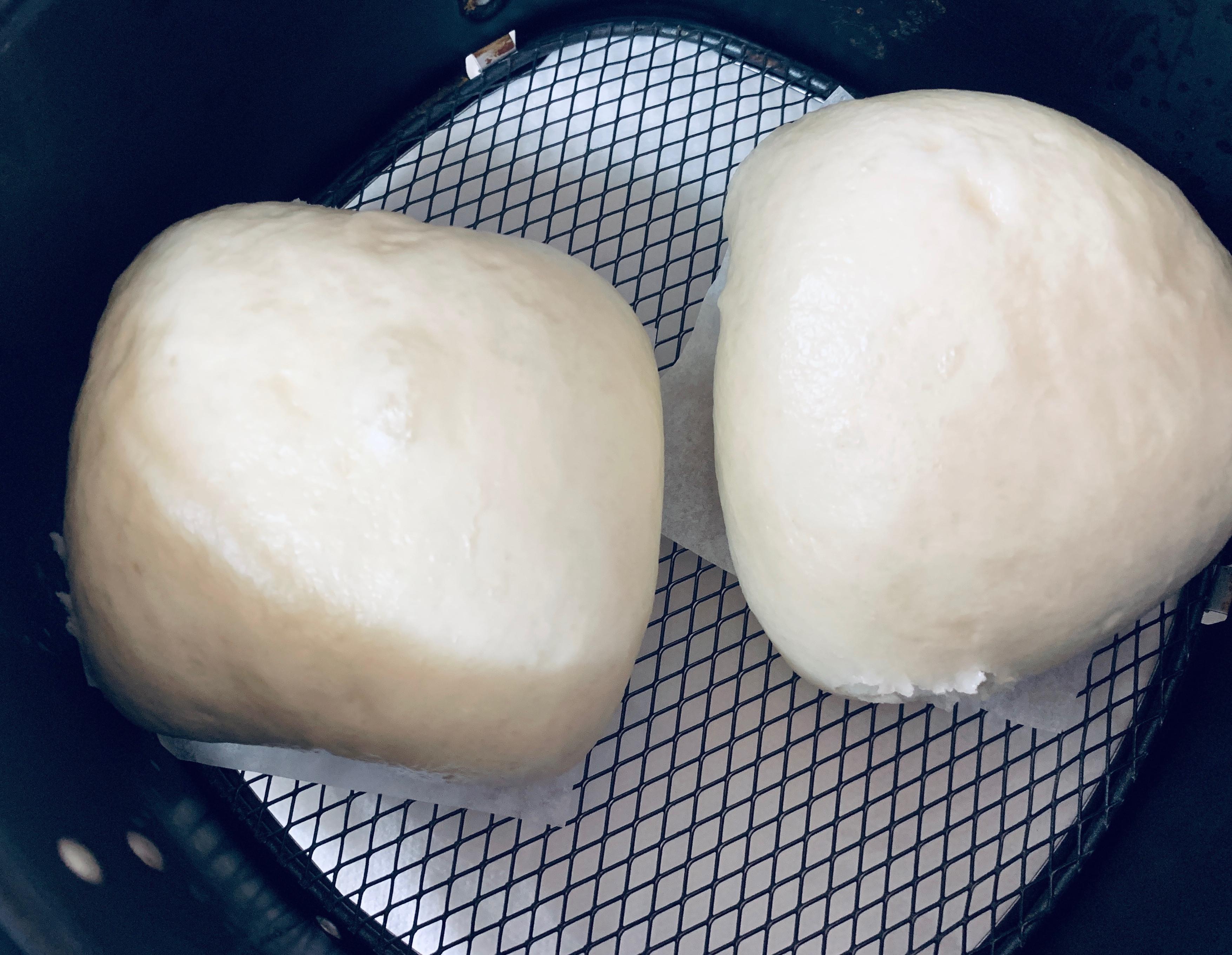 爆漿芋頭牛奶饅頭