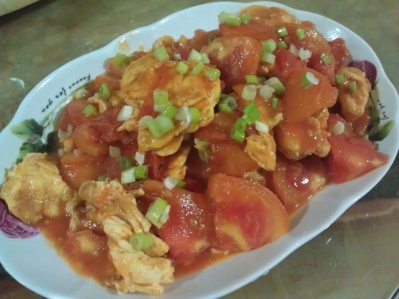 品靚上菜-【亨氏番茄醬100%純天然】蕃茄炒蛋
