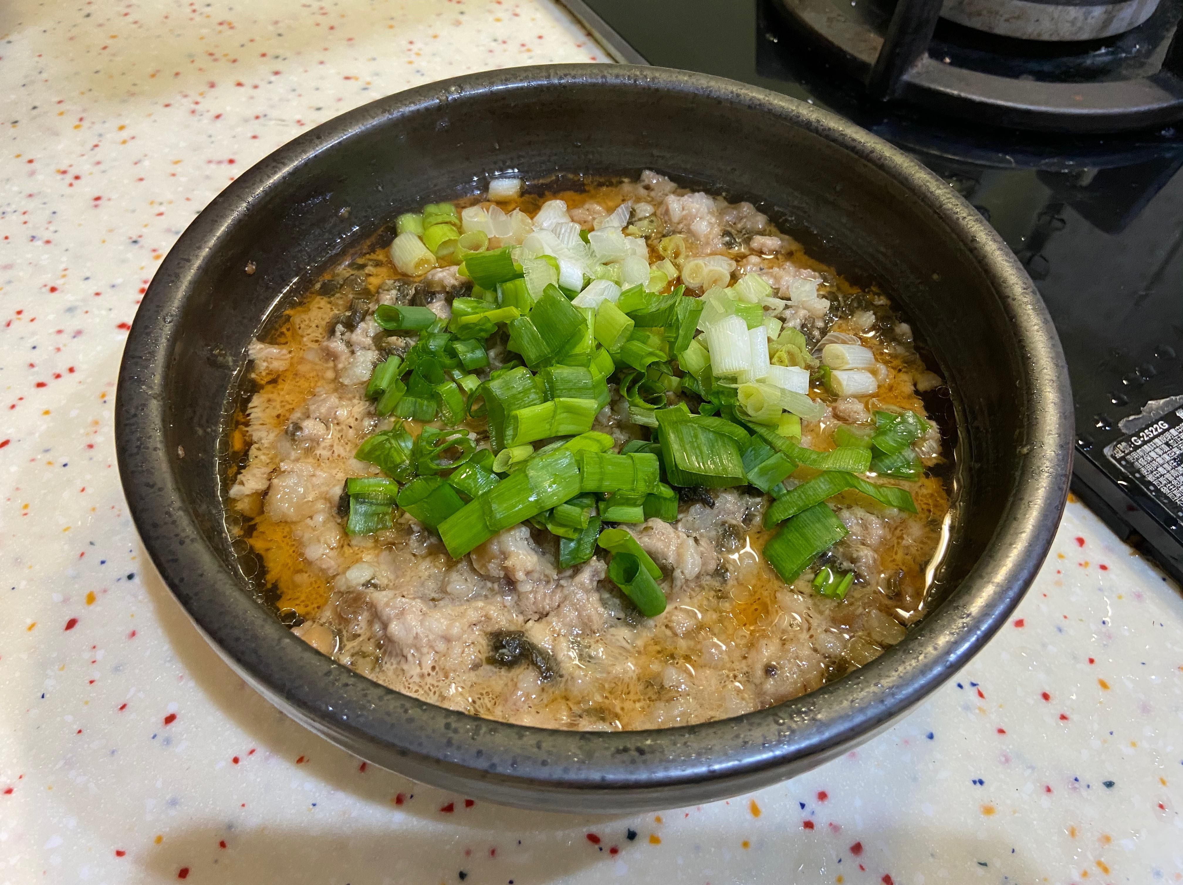 梅乾菜絞肉