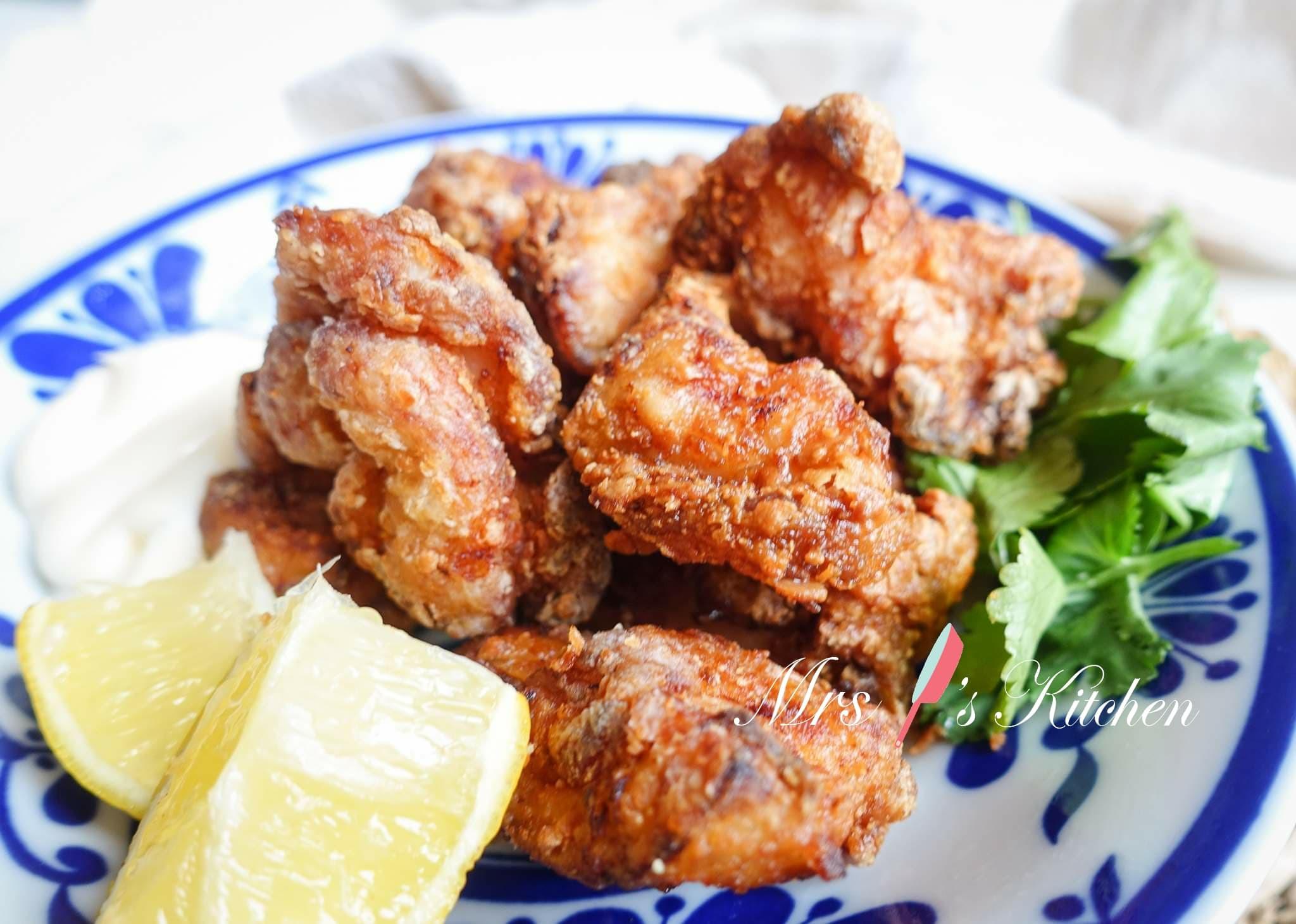 日式唐揚炸雞
