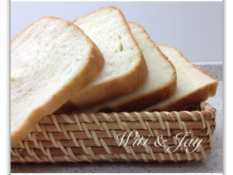 [Witi✿Kitchen](麵包機-麵包)鮮奶吐司