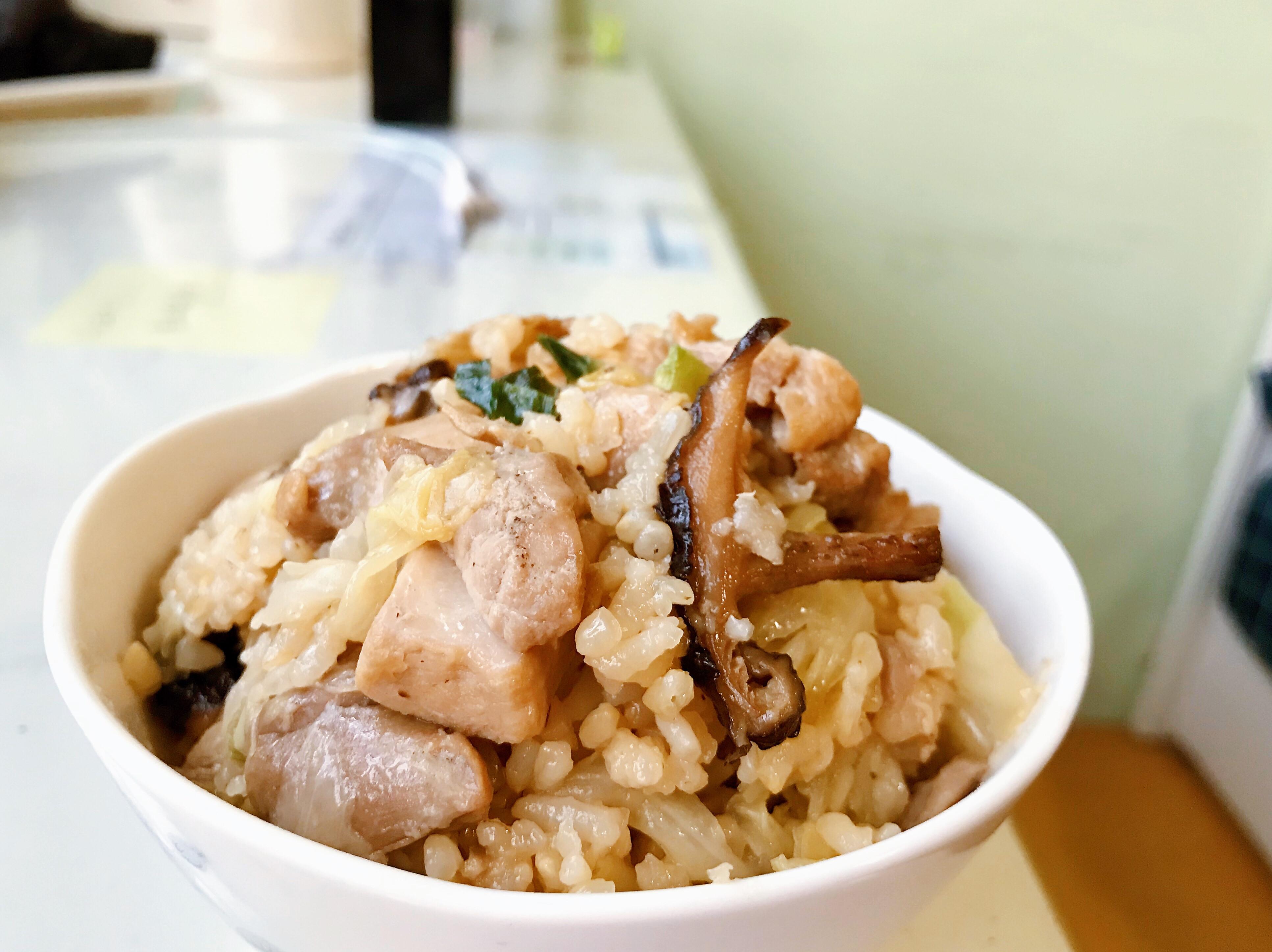 電鍋做麻油雞炊飯