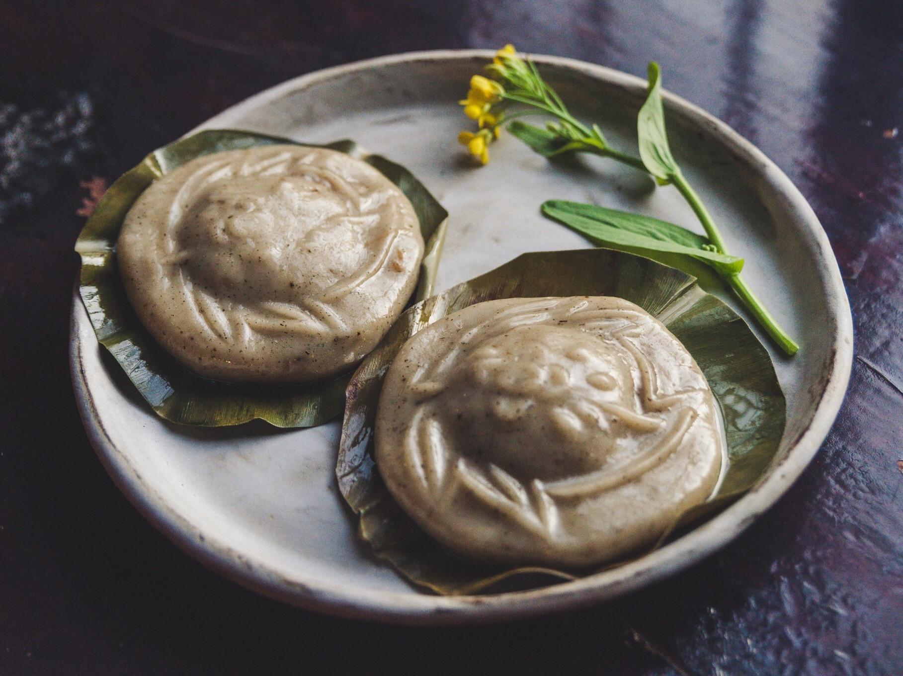 鼠麴草粿(糯米粉版)