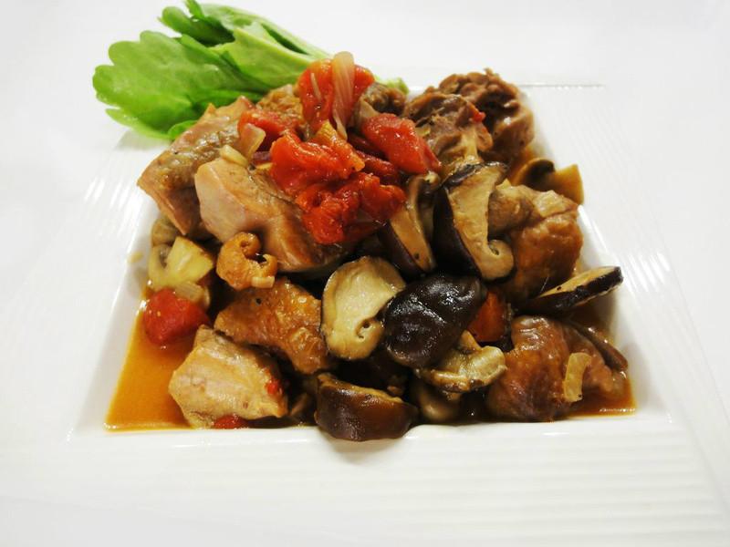 有心食譜: 義式洋菇燉雞