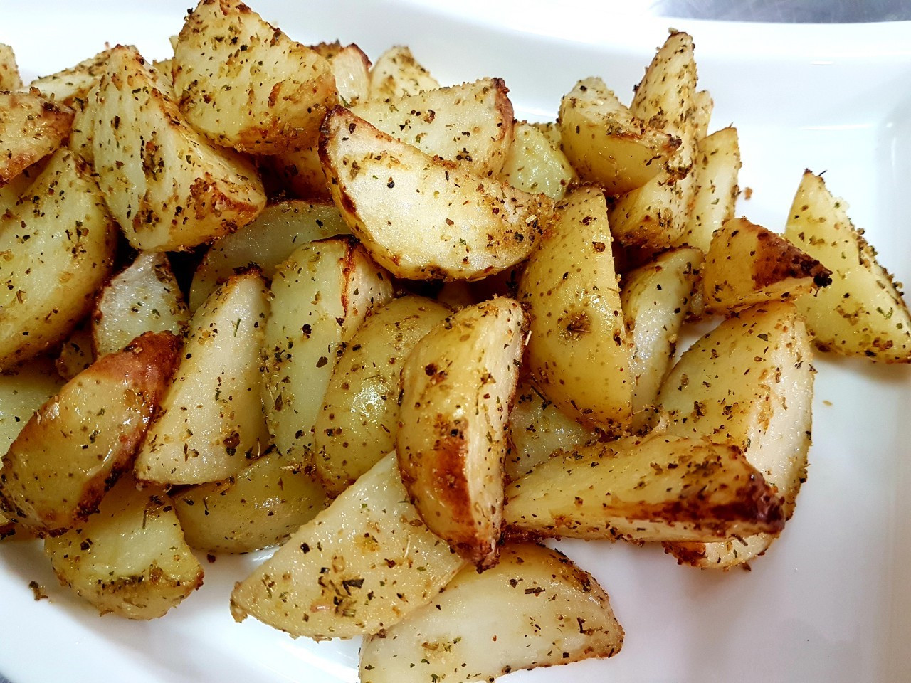 烤香草馬鈴薯