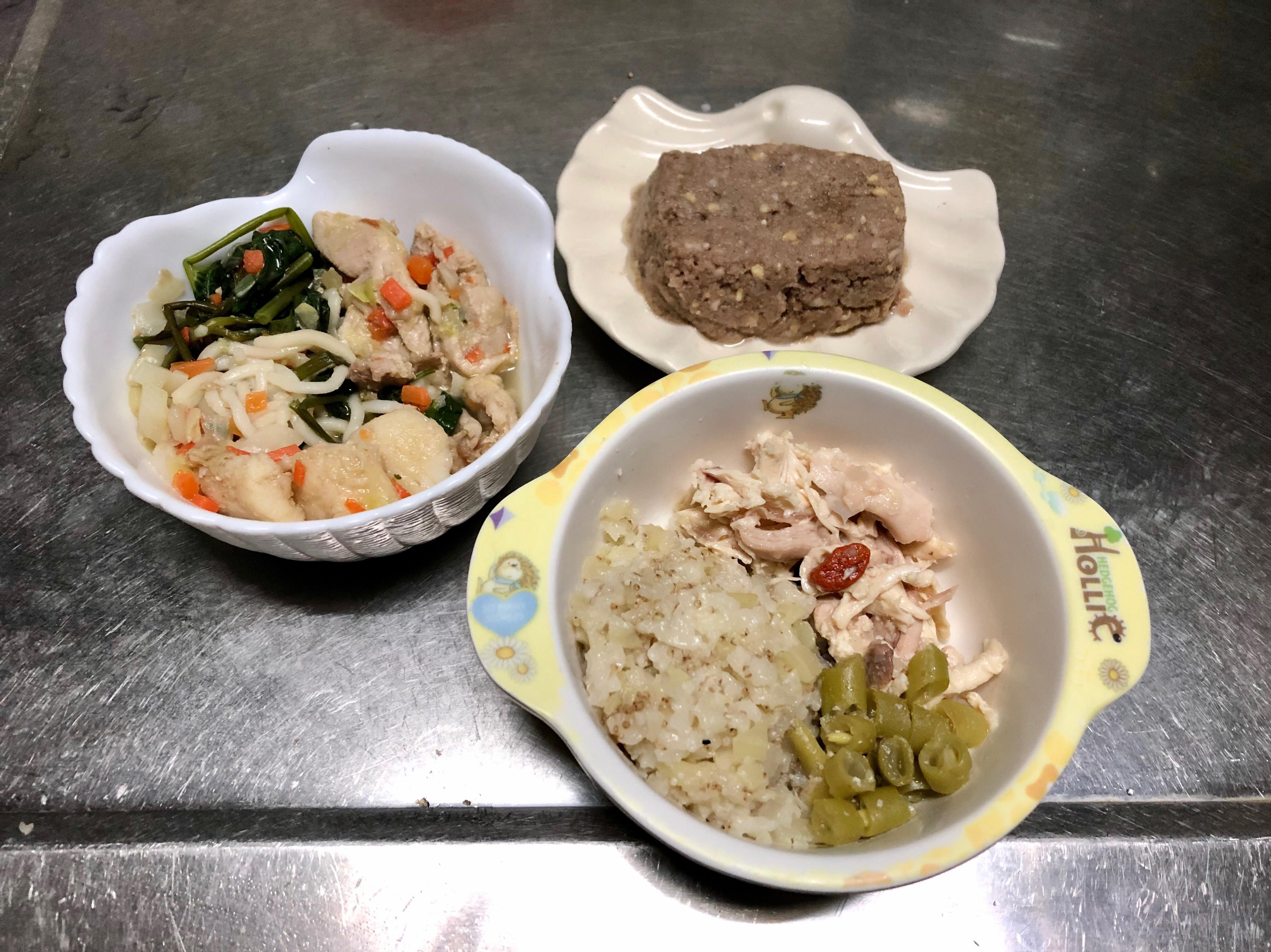 鮮食🐾湯麵 蘿蔔糕 雞絲飯