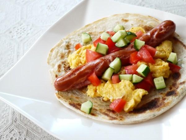 【博客】美味帶著走美式早餐卷